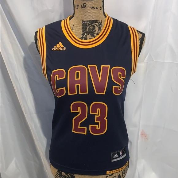 new styles 33322 07091 Adidas Cavs #23 Lebron James jersey